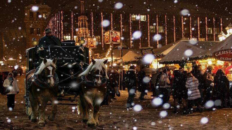 Nuremberg best German Christmas market