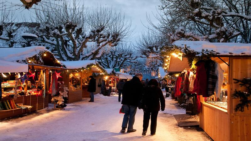 Worms Christmas Market in Europe