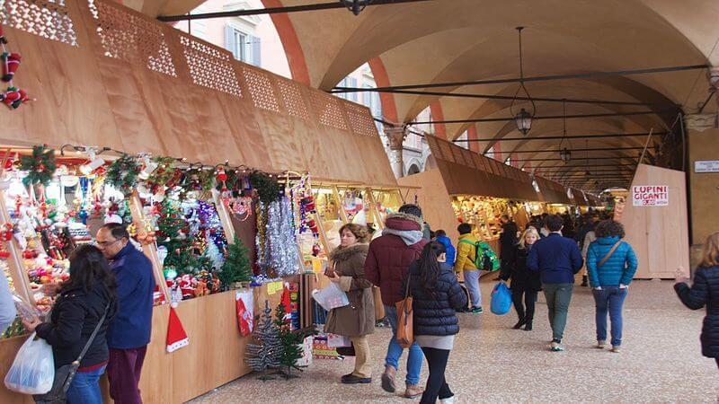 Bologna - Best for Christmas Decorations and Souvenirs