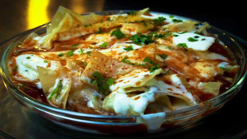 best places to have chaat in Bangalore