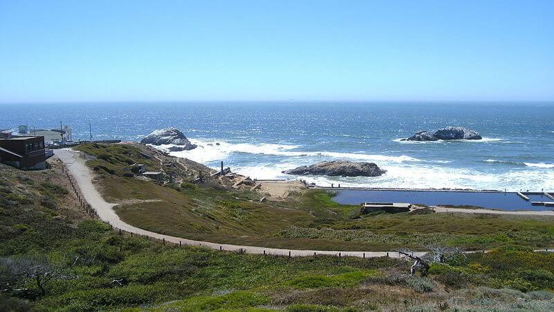Lands End Trail in San Francisco