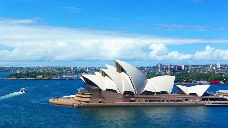Sydney Australia Nova Scotia Canada