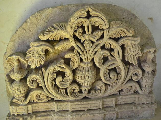 Stone Carved Products from Manipur