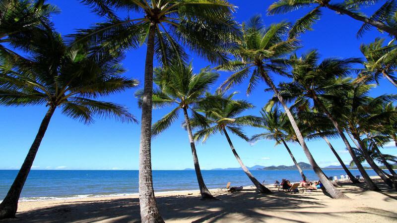 Palm Cove - romantic beach vacation