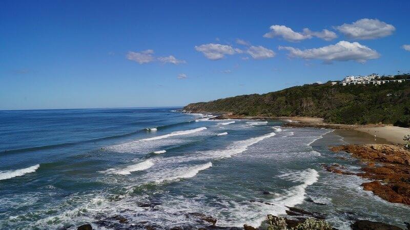 Sunshine Coast - romantic places in Australia