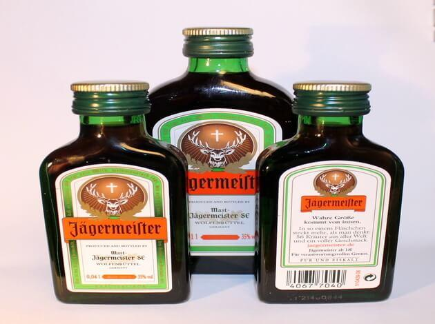 Jagermeister - Try this alcohol that tastes good