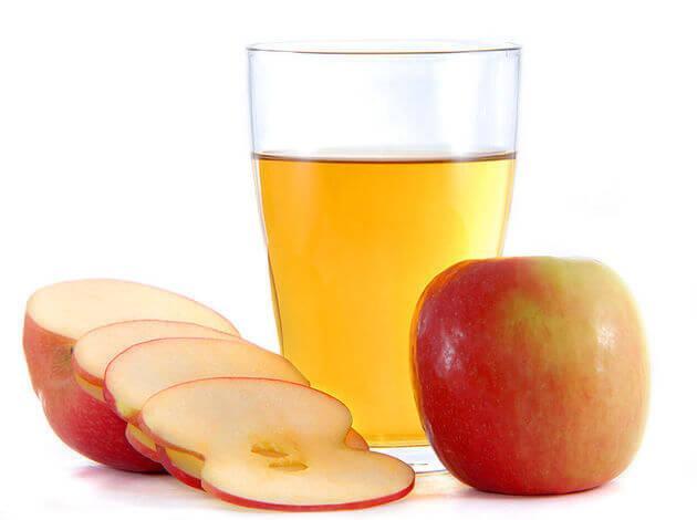 Apple Cider - good beverage to start with