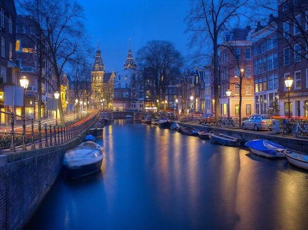 Where To Go In Europe January