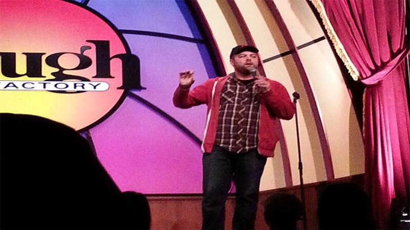 Laugh Factory - best comedy club in Chicago