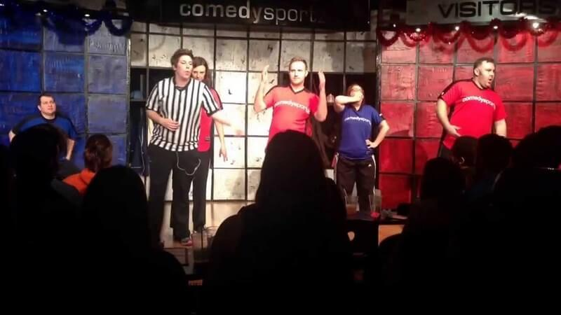 CSz Theater Chicago - for the best comedy shows