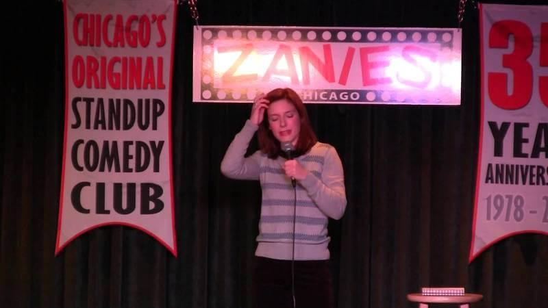 Zanies Comedy Night Club