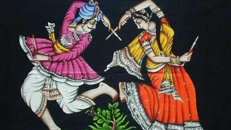 Dandiya and Garba nights in Delhi