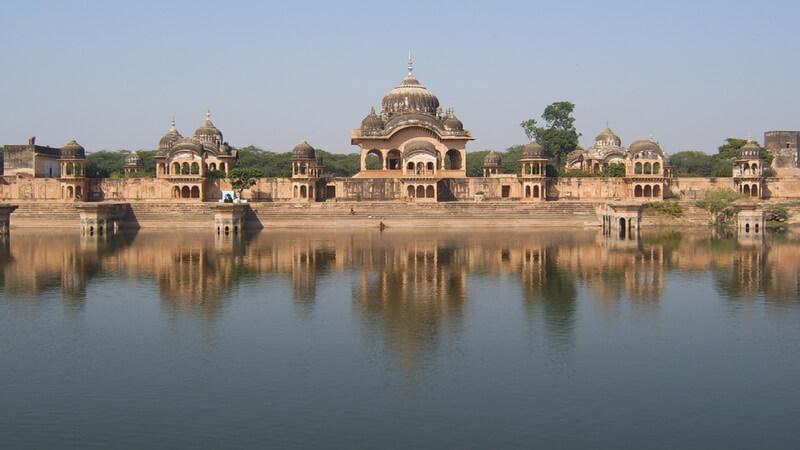 Vrindavan - trip to take in 5k