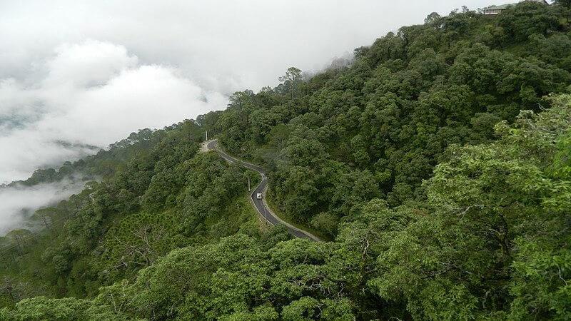 Lansdowne - budget trips in india