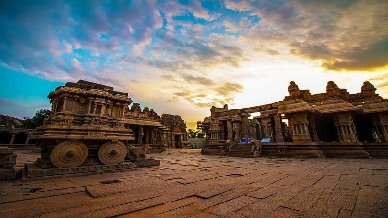 Hampi - budget destination in Karnataka