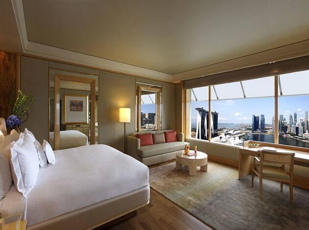 The Ritz Carlton Millenia