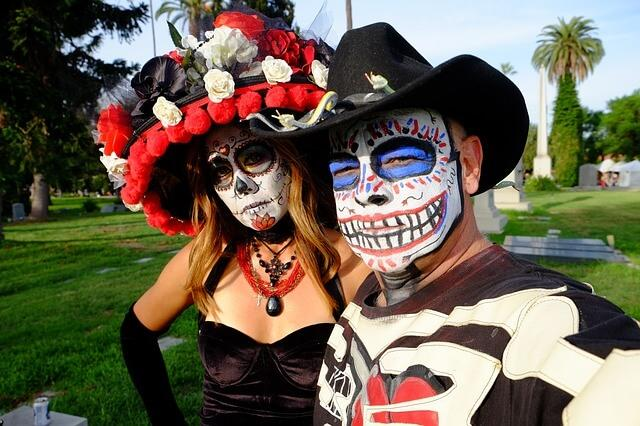 Mexico - the day of the dead