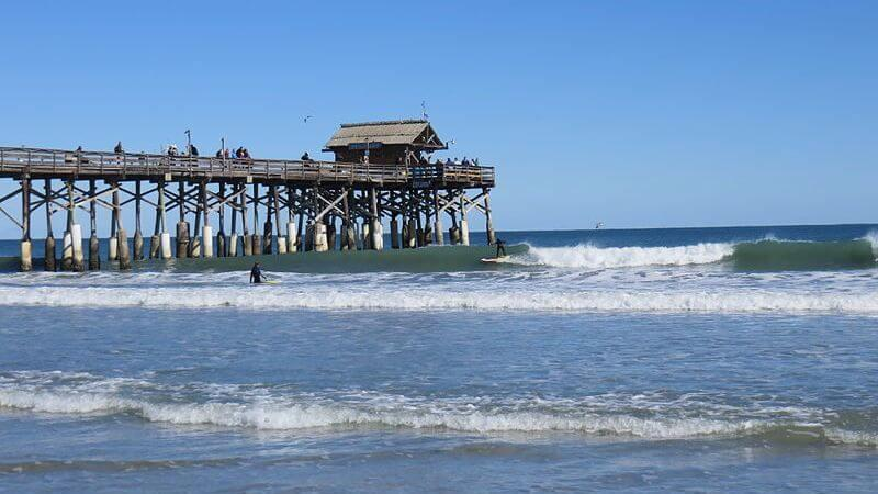 hangout at the Cocoa Beach