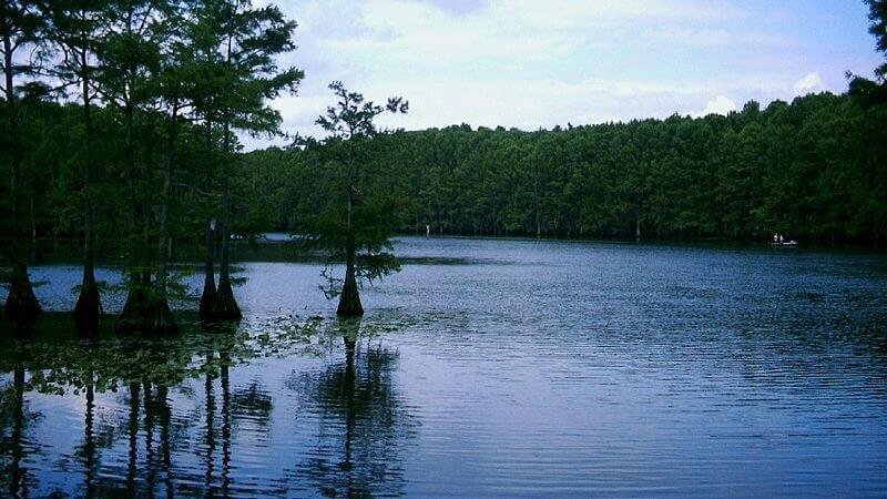 best lakes to visit in Texas