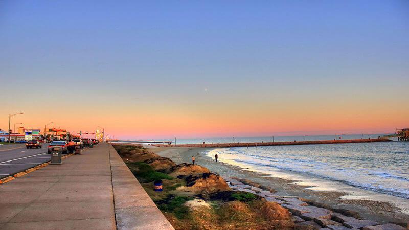 Galveston Beach Motels