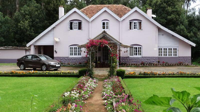 Ooty-Colonial Heritage House
