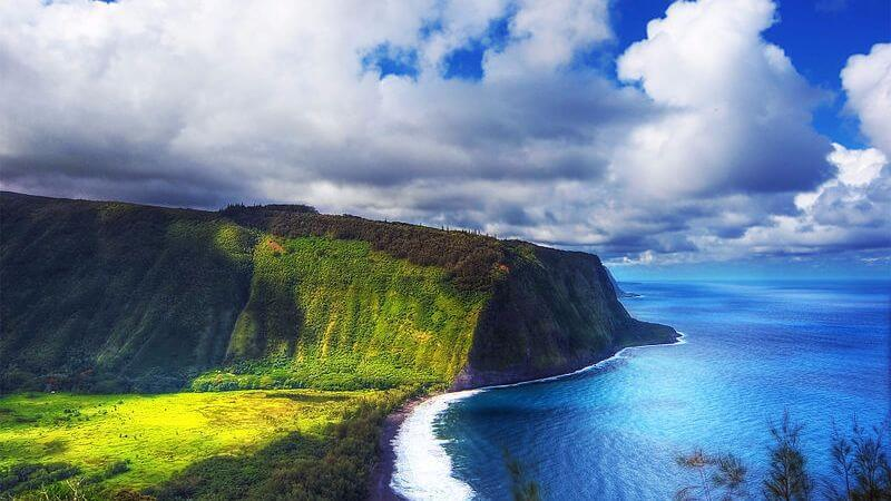 best beaches on the big island