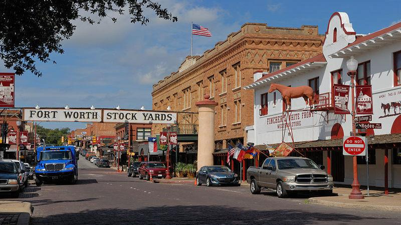 Fort Worth - day trip from Dallas