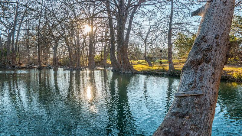 Wimberley -  for some family time in texas