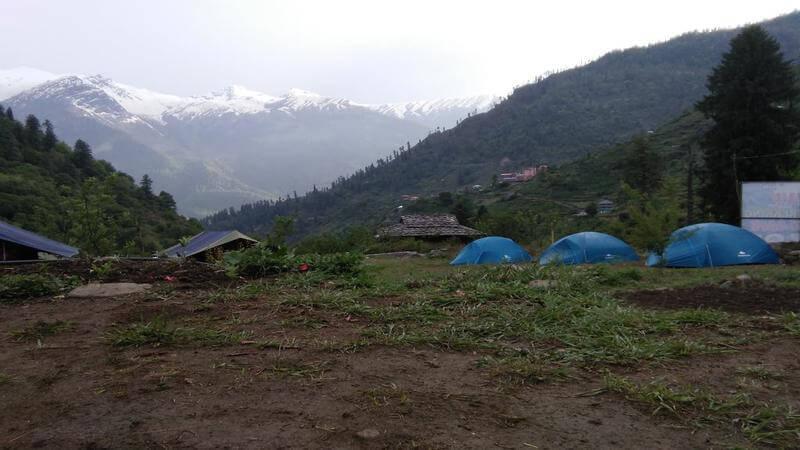 Johny Camping Trekking