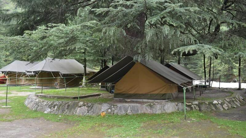 Kasol Camps - stay in comfortable tents
