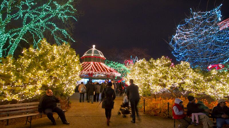 christmas events in chicago for kids
