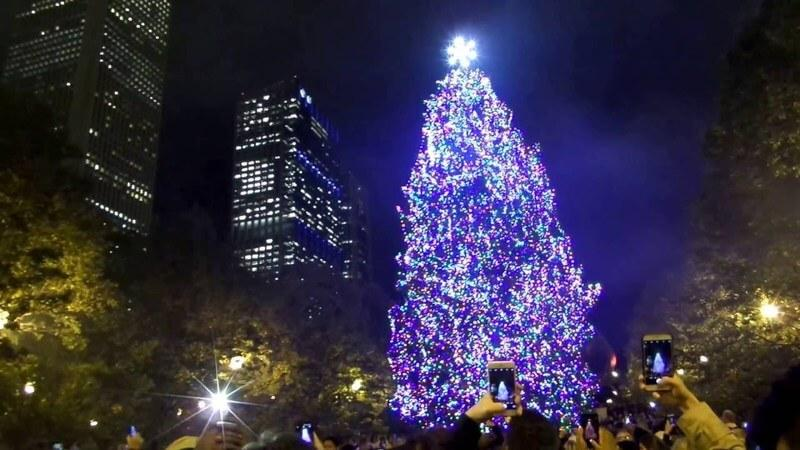 christmas events if you are alone in chicago
