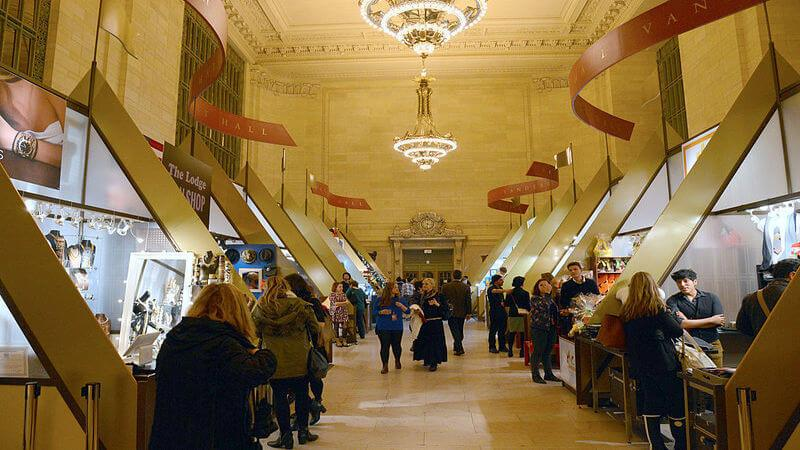 Grand Central Holiday Fair -Christmas Market in USA
