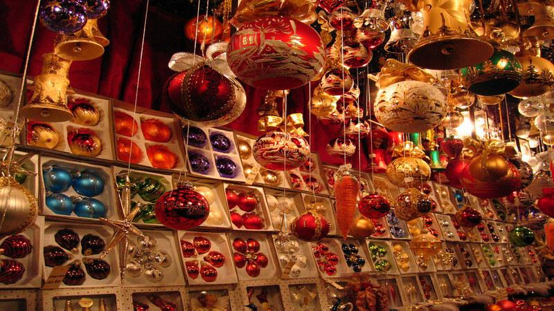 Christkindlmarkt - Christmas Market in USA