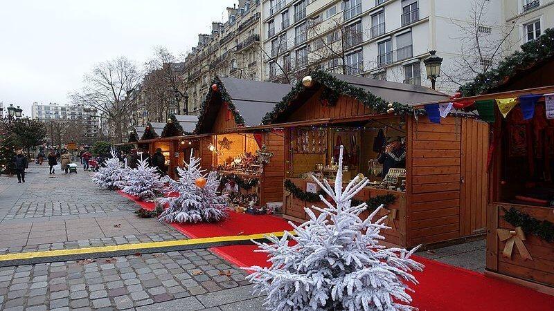 Paris - Unique European Christmas Market