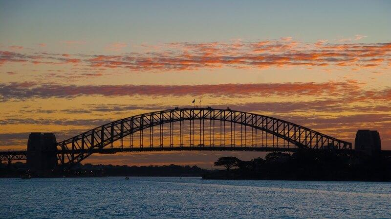 best places to watch sunset in Sydney
