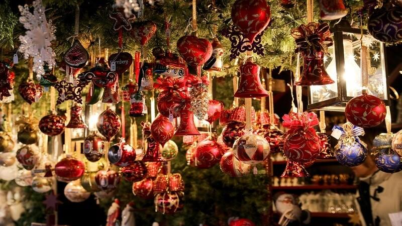 Christmas markets in Paris