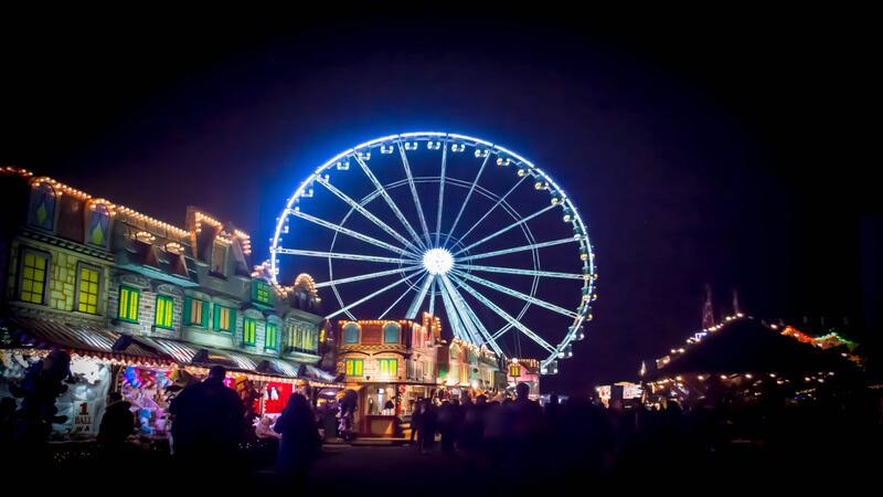 Hyde Park's Winter Wonderland - THE Christmas shopping destination