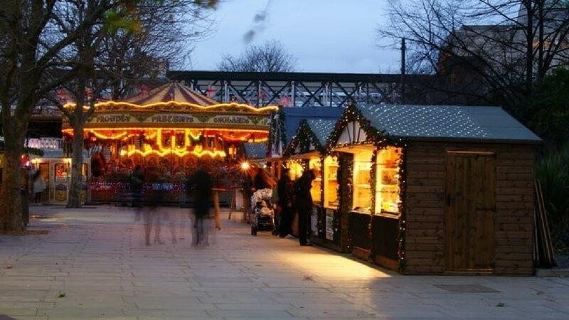 Southbank Centre - best christmas market in heart of London