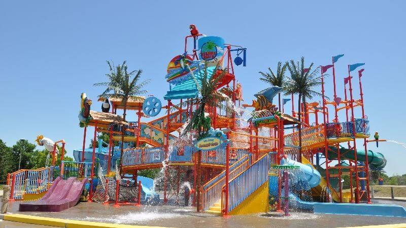 Bahama Beach Waterpark, Dallas