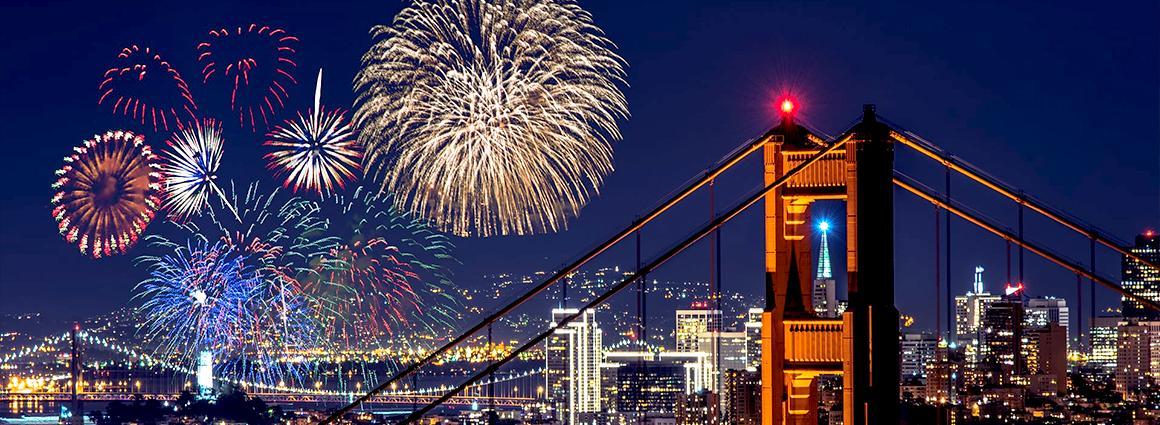 Golden Gate Bridge Fireworks 2017 Check Now Blog