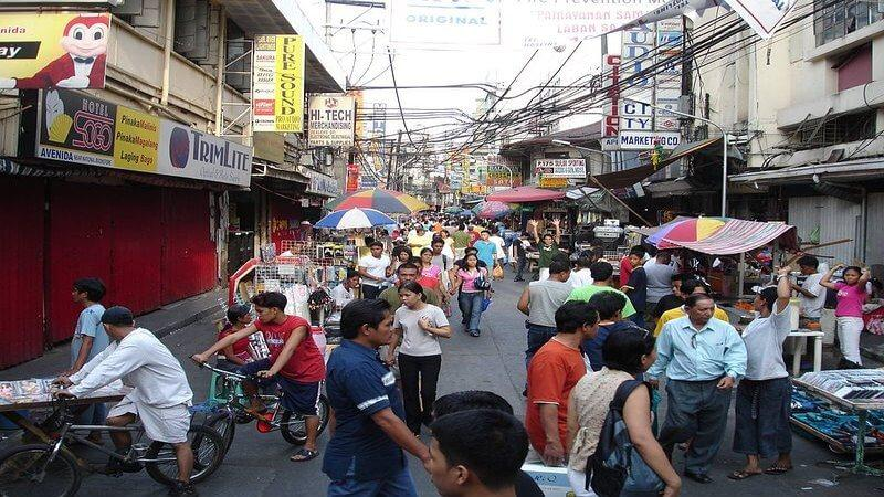 best places for shopping in Manila