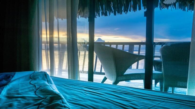 family-friendly accommodation in French polynesia