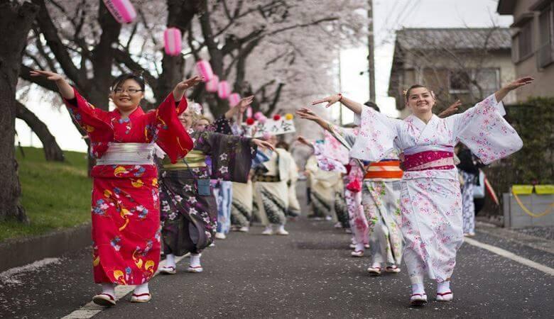 Spring Festivals in Japan