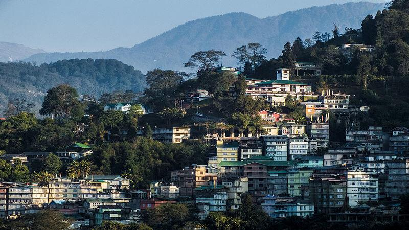 Gangtok - best tourist destination in June