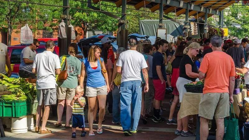 Flea markets in Cincinnati