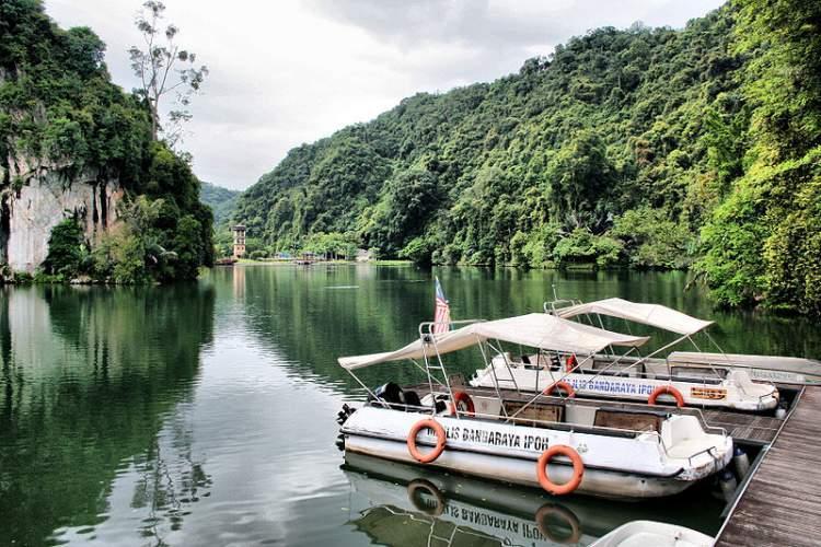 ipoh must see - Gunung Lang Recreational Park, Ipoh - Photo