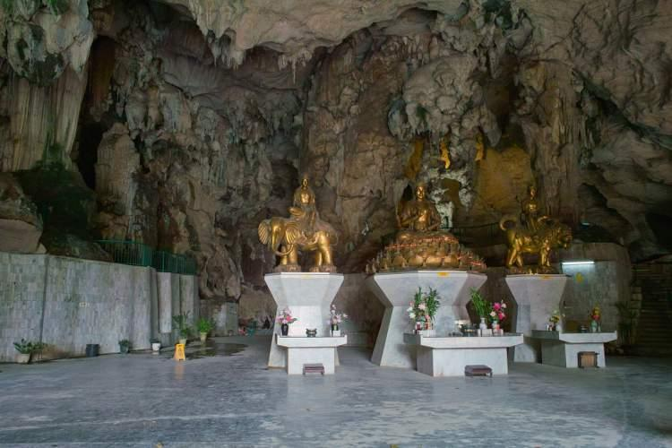 ipoh what to do - Kek Lok Tong Cave Temple - Photo
