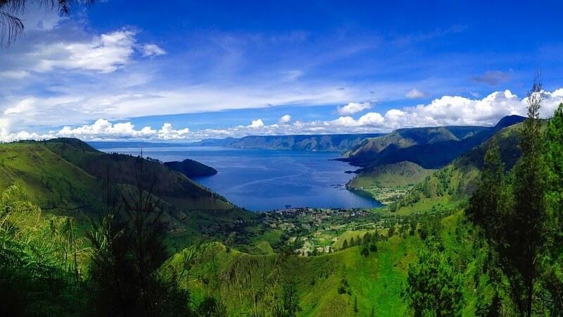 Sumatra - Large Indonesian Island