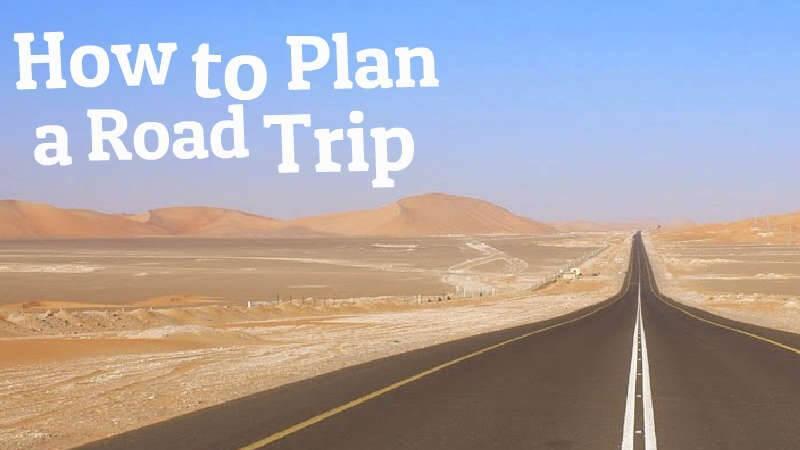 Plan A Road Trip >> How To Plan A Road Trip Triphobo